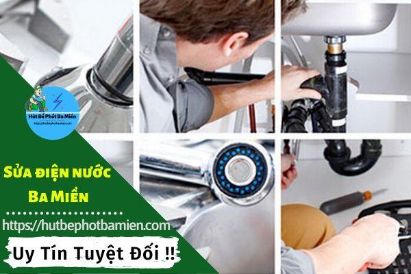 Sửa chữa điện nước tại nhà ở Hà Nội