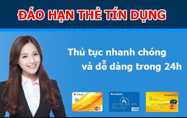 Dịch vụ đáo hạn thẻ tín dụng uy tín tại Hà Nội