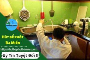Thông cầu cống nghẹt giá rẻ tại Thuận An