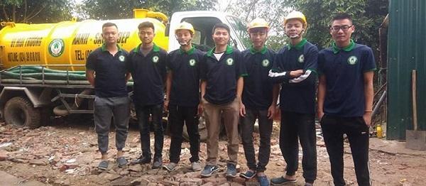 Đội ngũ thông cống